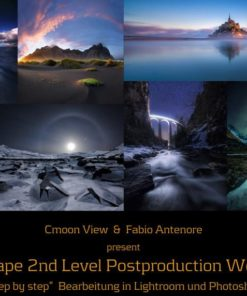Second Level Postproduction Fotoworkshop mit Cmoon View 15.09.17