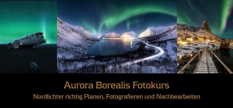 Workshop Nordlichter Fotografie 17. Januar 2019