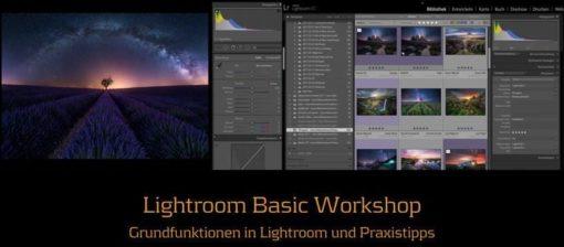 Lightroom Basic Workshop 12.5.17