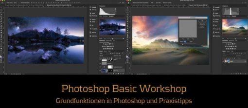 Photoshop Basic Workshop 01.09.17