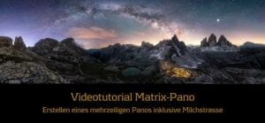 Videotutorial Matrix-Pano