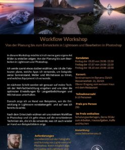 Landscape Workflow Workshop 07.07.17