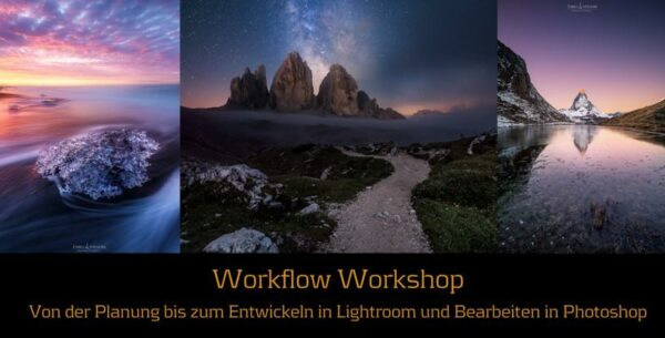 Landscape Workflow Workshop 30.05.18