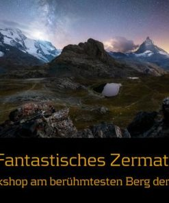 Fantastisches Zermatt 29. - 31. August 2019