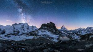 Fantastisches Zermatt September 18