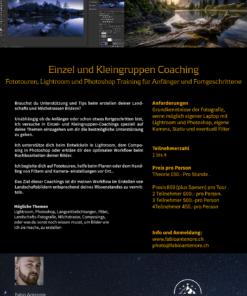 Personal Coaching / Tourenbegleitung
